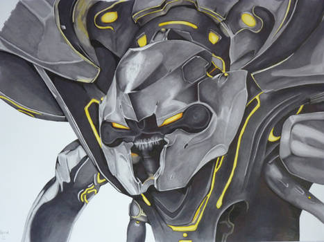 Promethean Knight - Halo 4