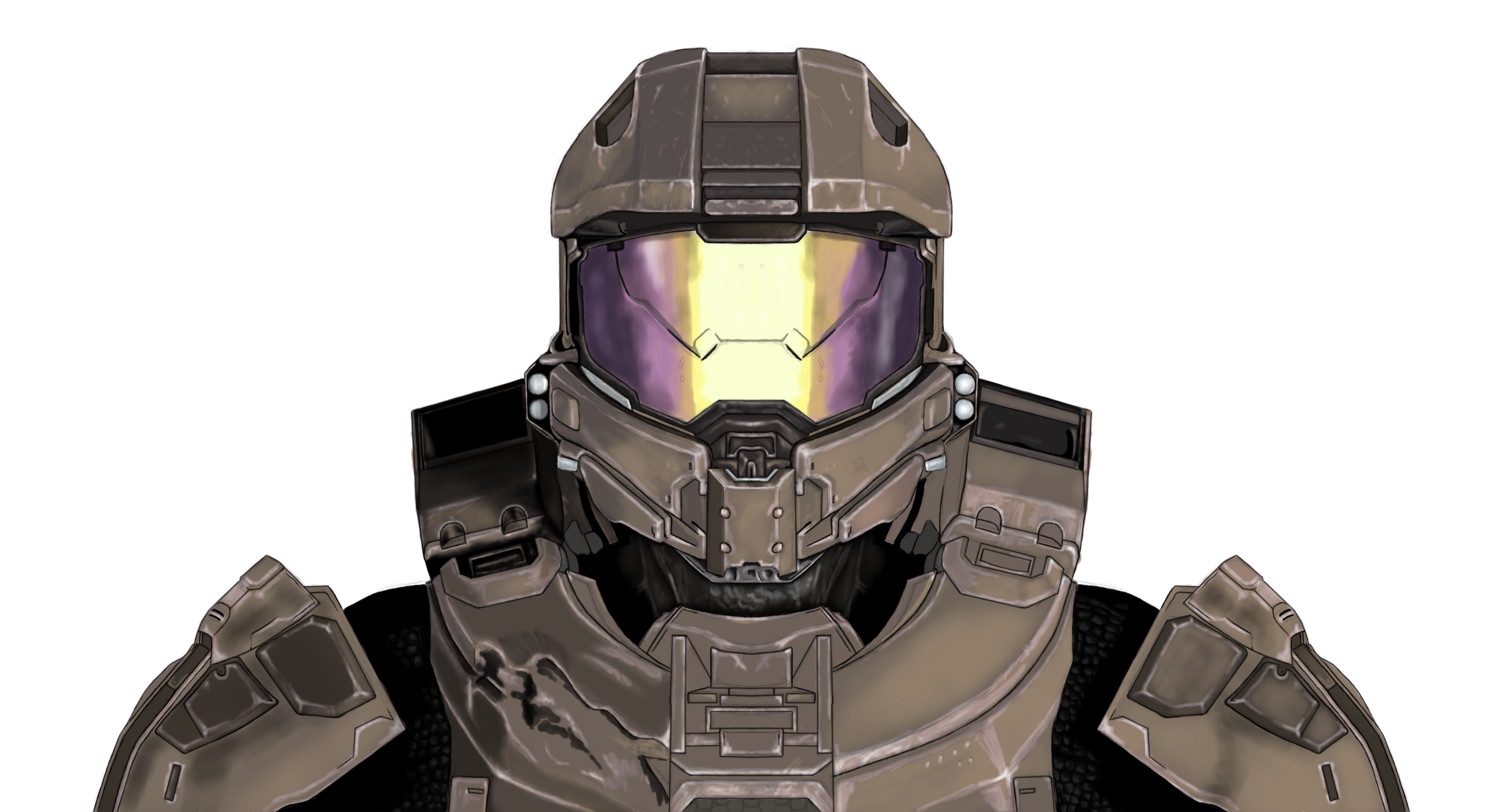 Master Chief (Work In Progress) By Macca-Chief On DeviantArt