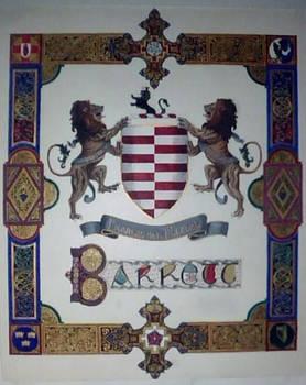 Barrett coat of arms,Ireland