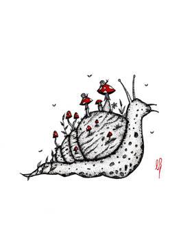 Shroomy Snail.