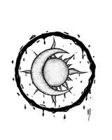 Sun and Moon.