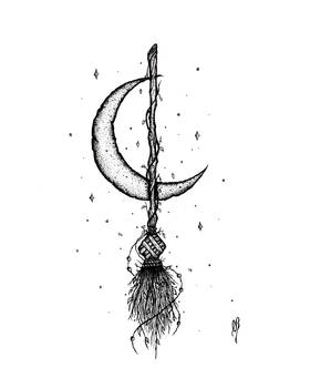 Magic Broomstick.