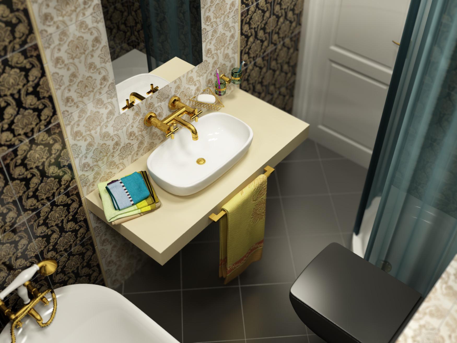 Lastest Bathroom On Bathroom Tiles From Tile Point New Delhi Delhi India Id