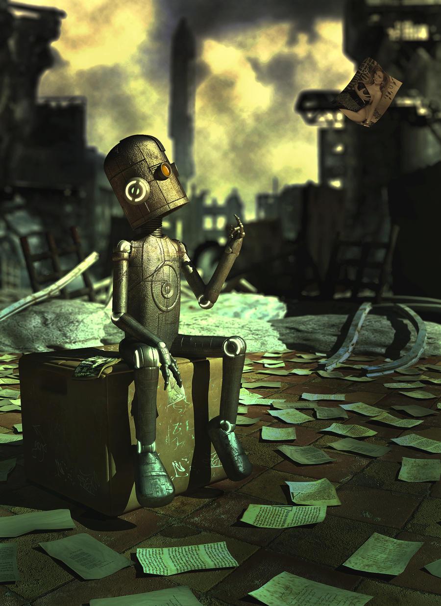 Child of the Apocalypse by spybg