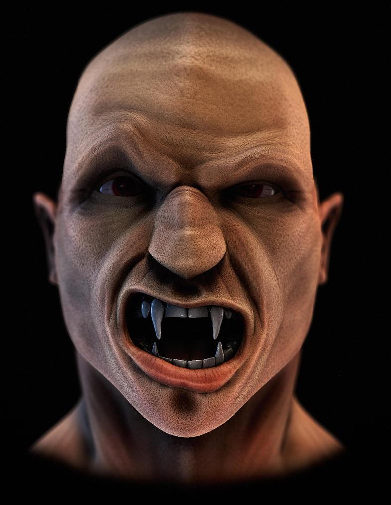 Vampire Freak by spybg