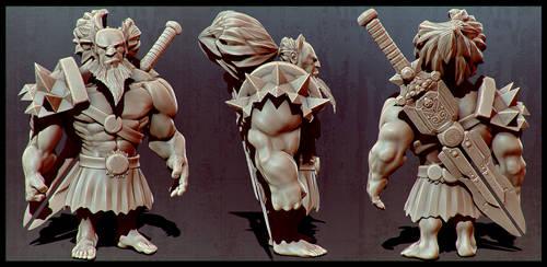 Berserker Sculpt
