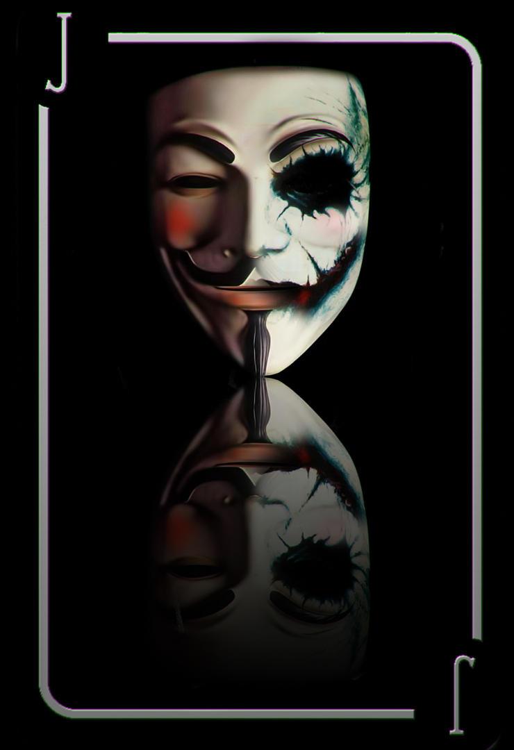 Vendeta Joker by spybg
