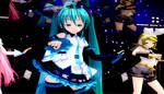 MMD Discotheque VIDEO+MOTION