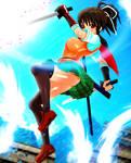 Asuka's charm