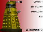 Dalek Poster