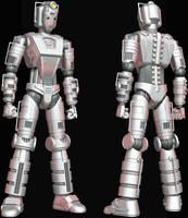 Cyberman by Librarian-bot