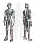 Cyberman Model