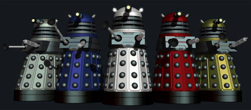 A New Dalek Paradigm by Librarian-bot