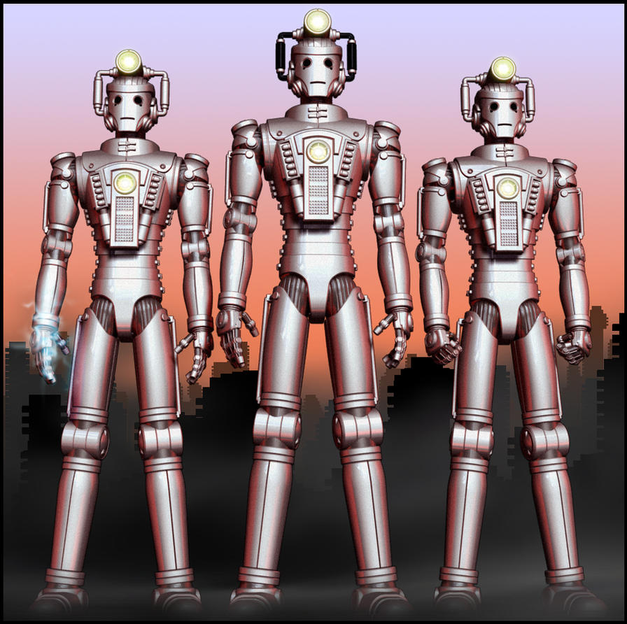 Chrome Plated Killers by Librarian-bot