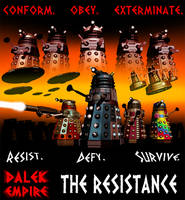 The Resistance by Librarian-bot