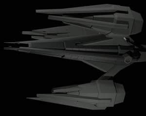 The Liberator - Work in Progress 1