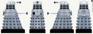 Invasion Dalek by Librarian-bot