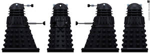 Frontier Dalek by Librarian-bot