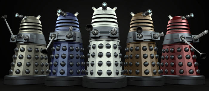 The New Dalek Paradigm by Librarian-bot