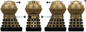 Frontier Dalek Emperor
