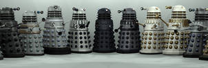 Every Dalek Drone, Ever