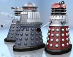 Daleks of the Empire