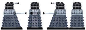 Empire Black Dalek