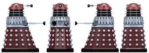 Empire Supreme Controller Dalek