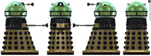 Frontier Psyche Dalek by Librarian-bot