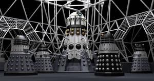 Lair of the Emperor Dalek