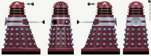 Invasion Dalek Pilot