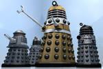 Hive Daleks