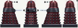 New Paradigm Dalek Strategist