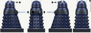 New Paradigm Dalek Scientist