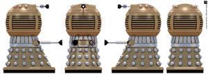 Space Dalek Emperor