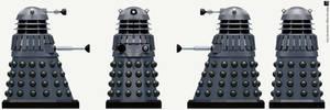 Hive Dalek by Librarian-bot