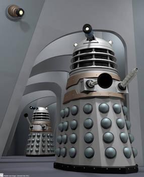 Dalek Evolution 4) Dead Planet