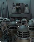 Dalek Evolution 5) To Be Supreme
