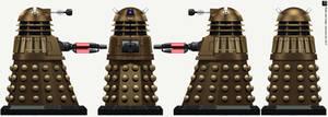 Time War Temporal Weapons Dalek