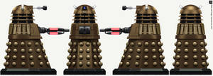 Time War Temporal Weapons Dalek