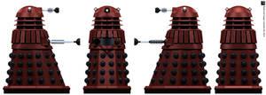 Space Dalek Commander