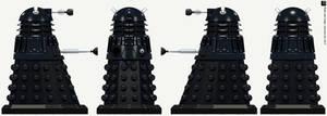 Time War Dalek Sec by Librarian-bot