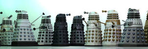 All the Daleks 2014/2015
