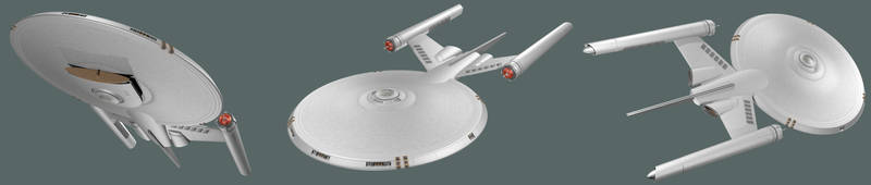 The Drawing Board on the Final Frontier