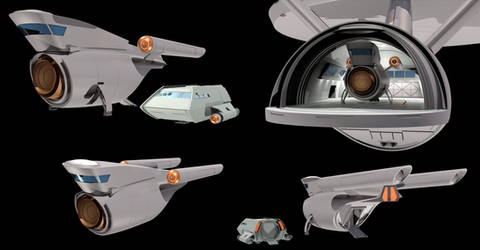 USS Sprite - WIP