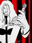 Metal Hurlant - Taarna Fan ARt