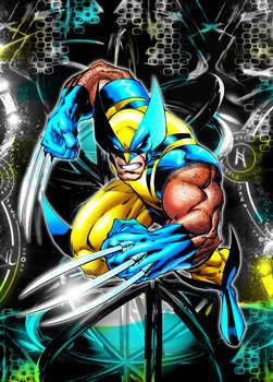 Wolverine 15 second screentime