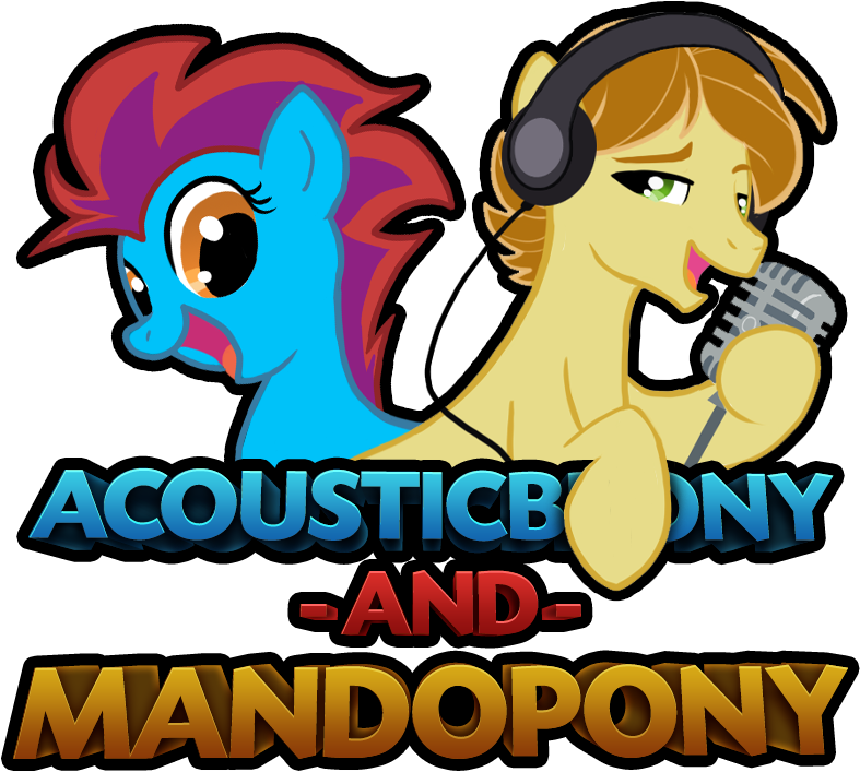 AcoustiMandoBrony Logo by SterlingPony