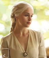 Daenerys Targaryen by RAQUELPR