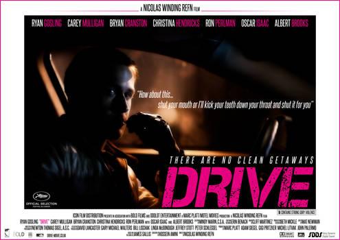 Drive Poster - Colour